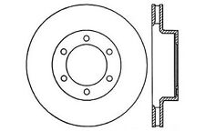 Centric Parts 121.44129 Front Disc Brake Rotor