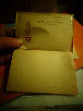 Ancienne Carte Lettre vierge LE FOYER DU SOLDAT Union Franco Américaine YMCA