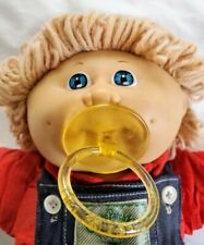 Rare Vintage Coleco 1983 Cabbage Patch Boy Doll with Xavier Signature.