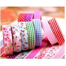 Craft Scrapbooking Flower Washi Tape Floral Masking Sticker Tape Washi Tape SE