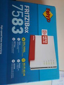 Fritzbox 7583,neu,in OVP