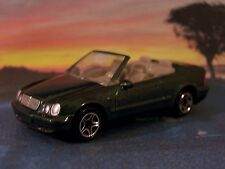 Matchbox Mercedes-Benz CLK Convertible collectible 1:60 scale package fresh   S