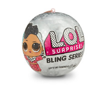 LOL Surprise Bling Holiday Series Doll 7 Surprises Glam Glitter Authentic 2018