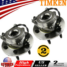 TIMKEN Front Wheel Bearing and Hub Assembly Pair fits for Chevrolet GMC Escalade
