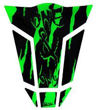 Tankpad 501788 Monster Neon Grün universell passender Motorrad Tankschutz