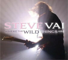 Steve Vai : Where the Wild Things Are CD (2009) ***NEW*** FREE Shipping, Save £s