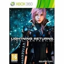 Lightning Returns: Final Fantasy XIII (Microsoft Xbox 360, 2014)