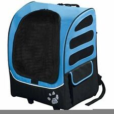 Pet Gear I-GO Plus Traveler Carrier Car Seat Backpack   1280BK 25 lbs