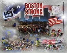 2013 BOSTON MARATHON TRIBUTE Glossy 8x10 Photo Print Boston Strong Poster