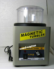 185mm Magnetic Tumbler Jewelry Polisher Finisher Super Finishing Polishing KT185