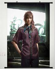 Lightning Returns Final Fantasy Xiii 13 Home Decor Japanese Poster Wall Scroll