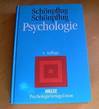 Psychologie von W. + U. SCHÖNPFLUG-Allgemeine u, Sozialpsychologie - 1997