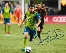 Cristian Roldan signed Seattle Sounders 8x10 photo MLS Soccer autographed 5
