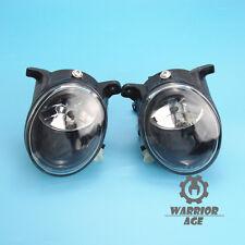 Front L & R For AUDI A4 S4 Allroad B8 A6 S6 C6 Q5 A5 Halogen Foglights Foglamps