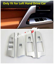 Interior Door Cover Armrest Trim 4pcs for Toyota Land Cruiser LC200 2008-2015