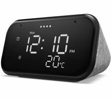 LENOVO Smart Clock Speaker Essential with Google Assistant (BRAND NEW)