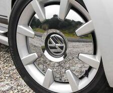 Genuine Wheel Center Hub Cover Chrome Black VW Beetle 2012-