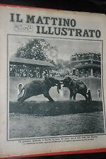 IL MATTINO ILLUSTRATO GIORNALE NAPOLI- N°9 -ANNO 3° 1926-IL VICE RE DELLE INDIE