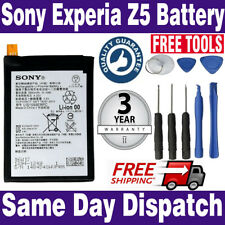 Original OEM SONY Xperia Z5 Replacement Battery LIS1593ERPC  2900mAh + Tools