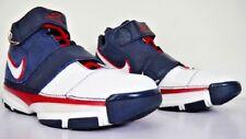 2007 Nike Zoom KOBE II 2 ST STRENGTH USA OLYMPIC DS 316835-411 Men's Size 10.5