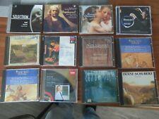 Cd Sammlung Klassik 60 Stück Raritäten top Sachen Beethoven, bach usw