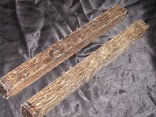 BLACK PALM TURNING BLANKS-1X1X12- 2PCS W/FREE SHIPPING-EXOTIC WOOD