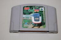 Densha de Go! 64 japan Nintendo 64 N64 Game Taito