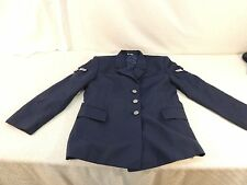 DSCP Air Force Women's Blue Coat 8410-01-377-9430 14MR  Maryland Clothing 50561
