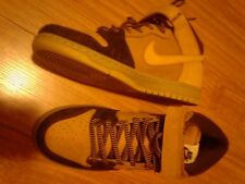 New  Nike SB ZOOM DUNK MID PRO SHOES Cappuccino Bronze wheat AJ1445 200 Size 10
