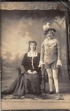 Lady Gentleman costumes fancy dress studio  qp1519