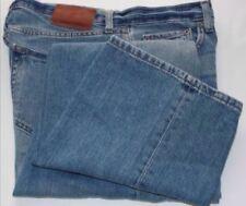 Men's Banana Republic Relaxed Fit Jeans W31 L30 Mid-Rise 100% Cotton Zip Button