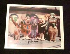 Joe Barbera Signed Photo