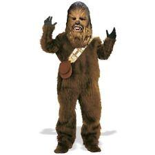 Rubie's officielle pour enfant Disney Star Wars Deluxe Chewbacca - Large