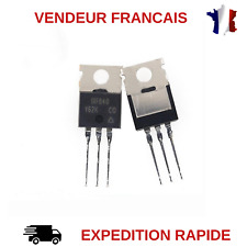 X5 PCS IRF840 IRF840PBF MOSFET N-CHAN 500V 8A TO-220