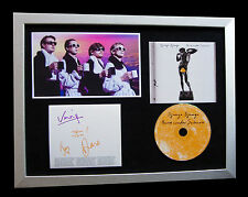 DJANGO DJANGO+SIGNED+FRAMED+BORN UNDER SATURN=100% AUTHENTIC+EXPRESS GLOBAL SHIP