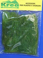 Fibra verde scuro per canneto plastici o diorami tutte le scale - Krea
