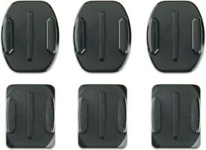 GoPro Flat + Curved Adhesive Mounts RRP £20
