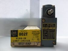 New Allen Bradley 802T-AMP Oiltight Limit Switch Series F NIB