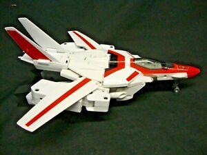 Vintage 1980's Transformer Toy Robot Jet Bandai Tokyo Japan