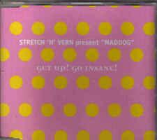 Stretch&Vern-Get Up Go Insane cd maxi single