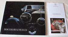 Mercedes Benz museum Car book vintage vehicles photo German automobile album old