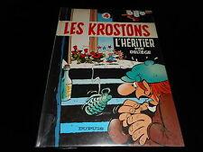 Deliège : Les Krostons 4 : L'héritier EO Dupuis 1984