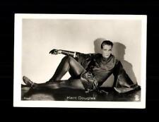 Kent Douglas Curt Verspermann Mercedes Filmbilder Zigarettenbild  ## BC 129156