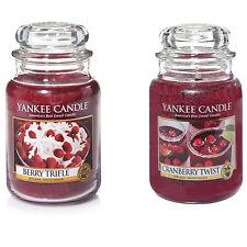 Yankee Candle Ceramic Winter Garden Deerfield