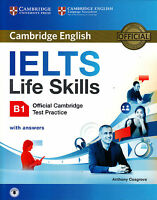 Official Cambridge English IELTS LIFE SKILLS B1 Test Practice with Answers @NEW@