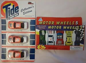 RACING CHAMPIONS TIDE EXCLUSIVE COLLECTOR'S ED. RICKY RUDD & DARRELL WALTRIP