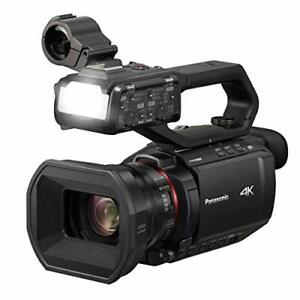 Panasonic AG-CX10 4K 60p Professional Camcorder