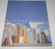 BERNARDO PEDRINI, brochure/catalogo - marzo 2010