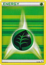Grass Energy Common Pokemon Card 20th Anni Generations 75/83