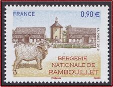 2010 FRANCE N°4444**  BERGERIE Nationale de Rambouillet, France 2010 MNH